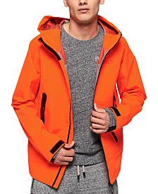 Superdry Men's Hydrotech Hooded Jacket