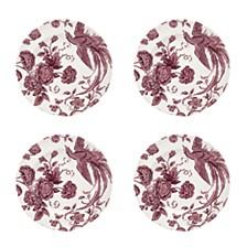 Kingsley  Luncheon Plate, Set of 4