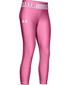 Under Armour Big Girls Cropped Ankle Leggings