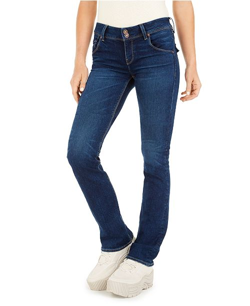 Hudson Jeans Beth Mid Rise Baby Bootcut Jeans Amp Reviews