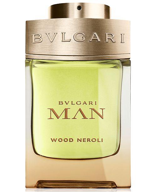 BVLGARI Men's Man Wood Neroli Eau de Parfum Spray, 3.4-oz.
