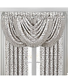 J Queen Luxembourg Window Waterfall Valance