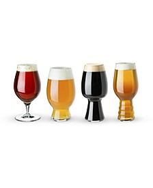 Craft Beer Tasting Kit Set of 4