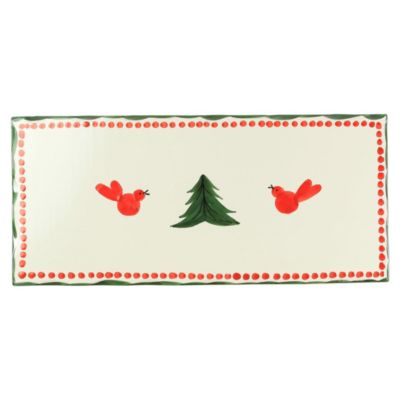Uccello Rosso Rectangular Cheese Board