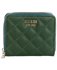 GUESS Miriam Zip Around Wallet