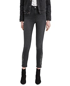 721 High-Rise Skinny Ankle Jeans