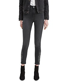 Levi's® 721 High-Rise Skinny Ankle Jeans
