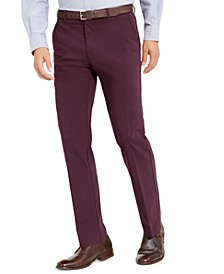 Men's Modern-Fit THFlex Stretch Comfort Dress Pants