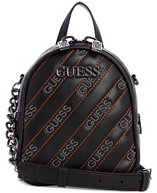 GUESS Ronnie Mini Crossbody Backpack