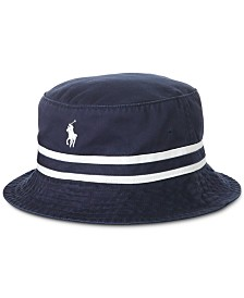 Polo Ralph Lauren Men's Cotton Chino Bucket Hat