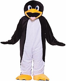 Buy Seasons Men's Penguin Plush Economy Mascot Costume