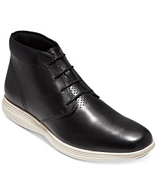 Cole Haan Men's Grand Tour Chukka Boots