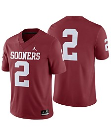 Nike Men's Oklahoma Sooners Football Replica Game Jersey