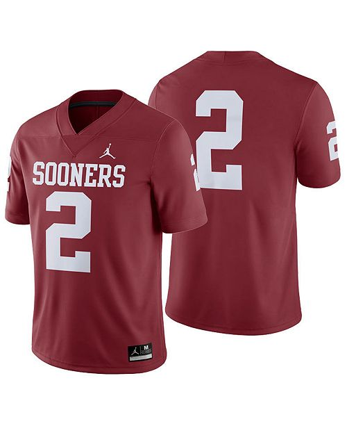 Nike Men's Oklahoma Sooners Football Replica Game Jersey