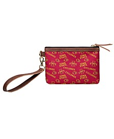 Iowa State Cyclones Printed Collection Wristlet