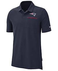Nike Men's New England Patriots Dry Elite Polo