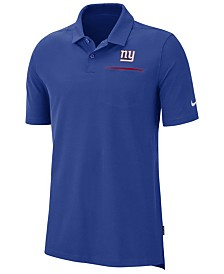 Nike Men's New York Giants Dry Elite Polo