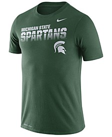 Men's Michigan State Spartans Legend Sideline T-Shirt
