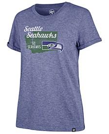 Women's Seattle Seahawks State Love T-Shirt