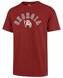 Men's Georgia Bulldogs Landmark Scrum T-Shirt