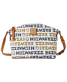 Dooney & Bourke Milwaukee Brewers Suki Crossbody Purse