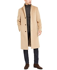 Men's Classic-Fit Overcoat