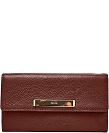 RFID Blake Large Flap Wallet