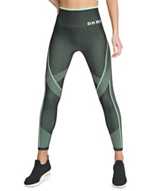 DKYN Sport Printed High-Waist Seamless Leggings