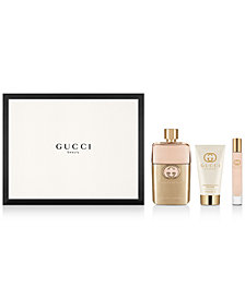 Gucci 3-Pc. Guilty Eau de Parfum Gift Set