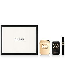 Gucci 3-Pc. Guilty Eau de Toilette Gift Set