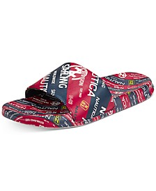 Men's Logo Slide Sandals