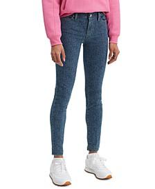 Women's 711 Printed Skinny Jeans