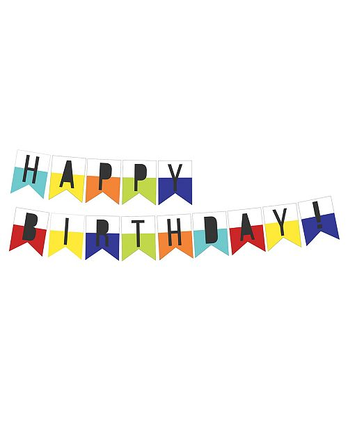 WallPops Happy Birthday Wall Art Kit