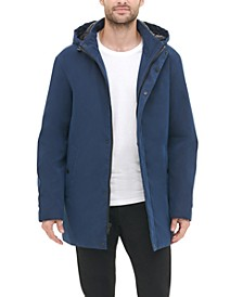 Men's All Man Micro Fiber Hooded Jacket