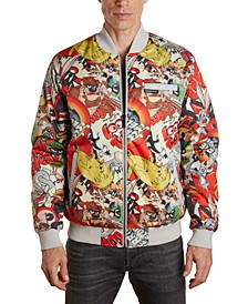Men's Vintage Looney Tunes Bomber