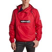 Macys deals on Member's Only Men's NASA Popover Jacket with Sleeve Patches