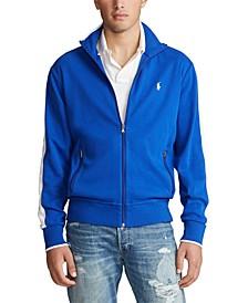 Men's Big & Tall Cotton Interlock Track Jacket