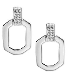Chain & Link Stud Earrings, Created For Macy's
