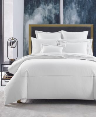 Set of Two Italian Percale Standard Pillowcases, 100% Cotton, Created for Macy's