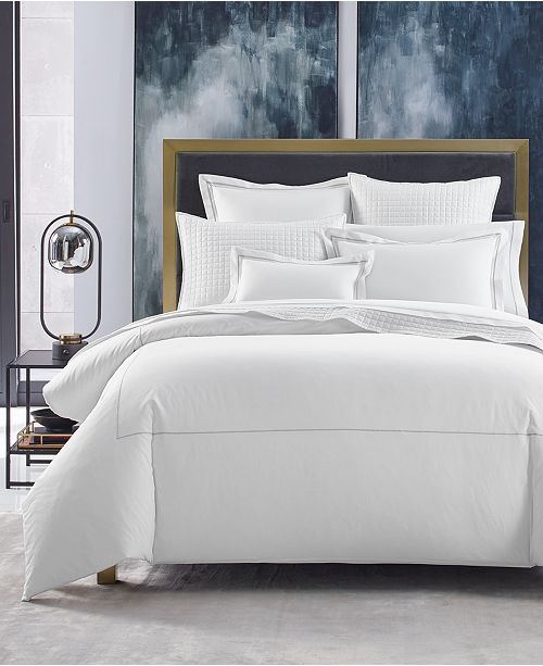 Hotel Collection Italian Percale Full/Queen Duvet, Created for Macy's