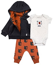 Baby Boy 3-Piece Outfit Set