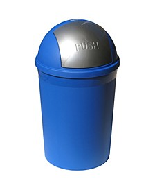 4 Gallon Swivel Lid Waste Bin