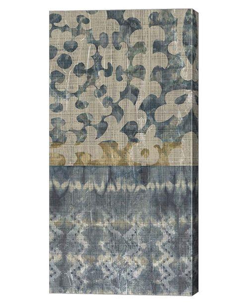 "Metaverse Cloth Collector I by Chariklia Zarris Canvas Art, 18"" x 36"""
