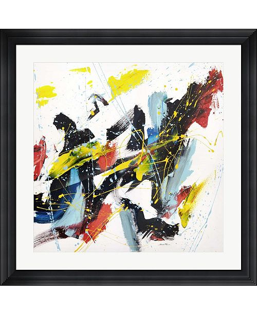 "Metaverse Caprice III by Bob Ferri Framed Art, 32"" x 32"""
