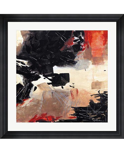 "Metaverse L'Amour II by Chaz Olin Framed Art, 32"" x 32"""