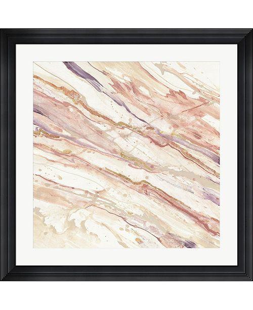 "Metaverse Copper Dreams by Albena Hristova Framed Art, 32"" x 32"""