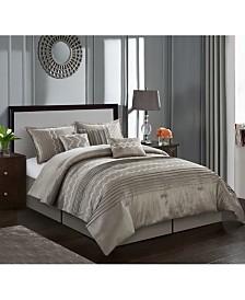 Termon 7-Pc. Queen Comforter Set