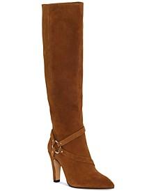 Charmina Dress Boots