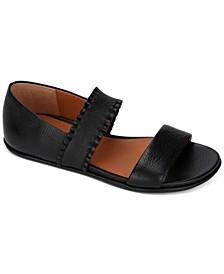 by Kenneth Cole Women's Lark Ruffle-Strap Sandals