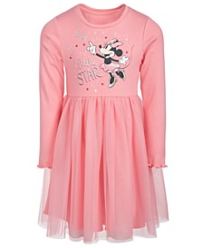 Little Girls Minnie Mouse Little Star Dress